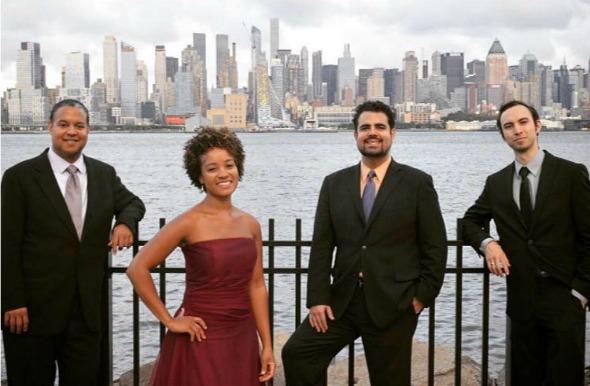 The Harlem Quartet. Crédito: Reprodução Facebook