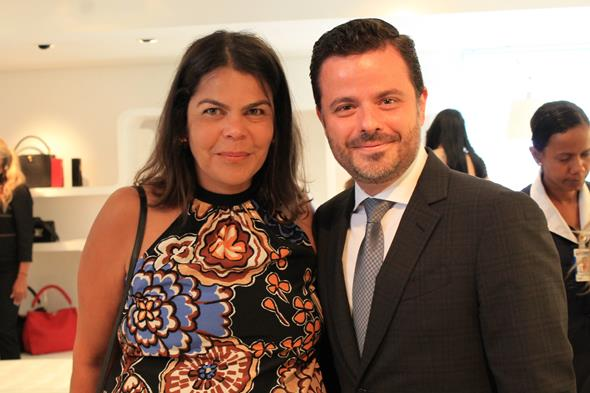 Daniela Falcão e Alexandre Frota Créditos: Taís Machado/DP/D.A Press