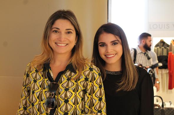 Edy e Eduarda Lopes Créditos: Taís Machado/DP/D.A Press