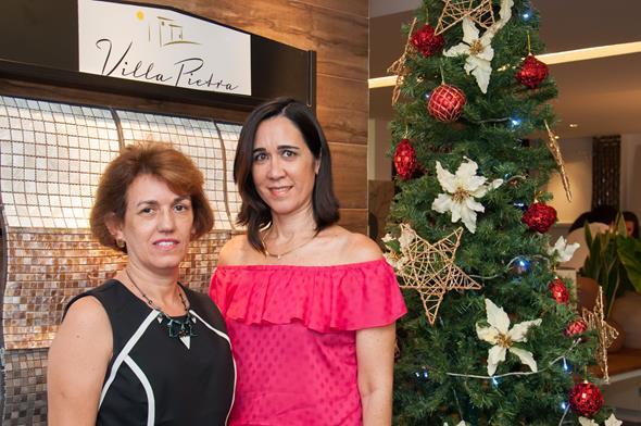Expedita Jaciene e Roberta Arruda Créditos: Dado Cavalcanti/divulgação