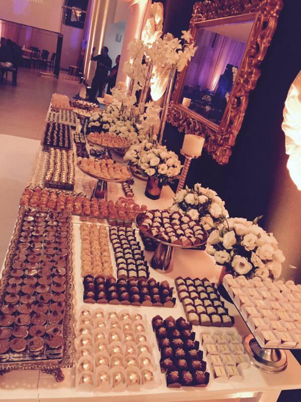 Mesas de doces