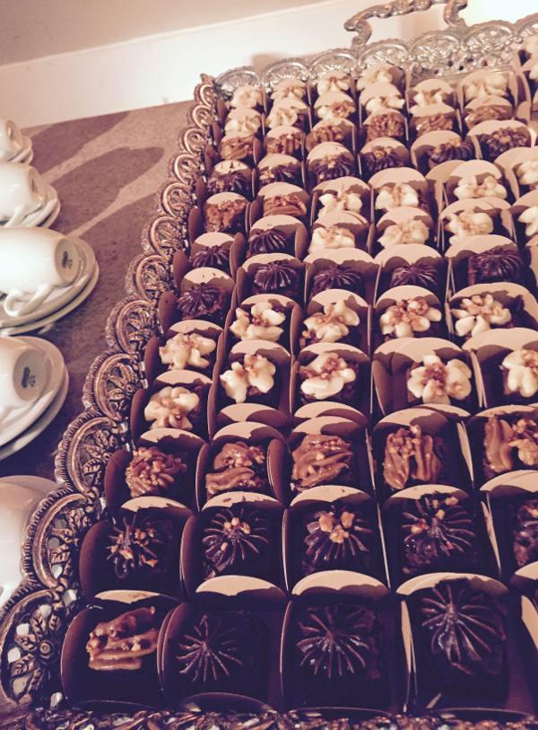 Os Brownies da Lu Brownies fizeram o maior sucesso