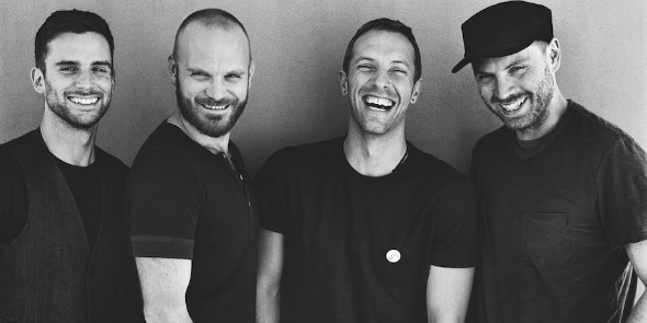 Coldplay - Crédito: Reprodução