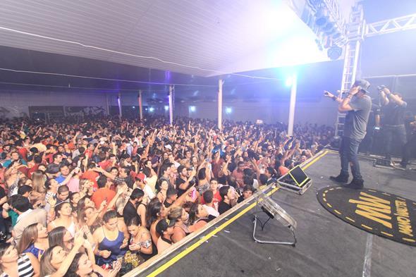 A festa Balada do Vaqueiro lotou o Haras Boa Viagem Créditos: Luiz Fabiano/Comunnik