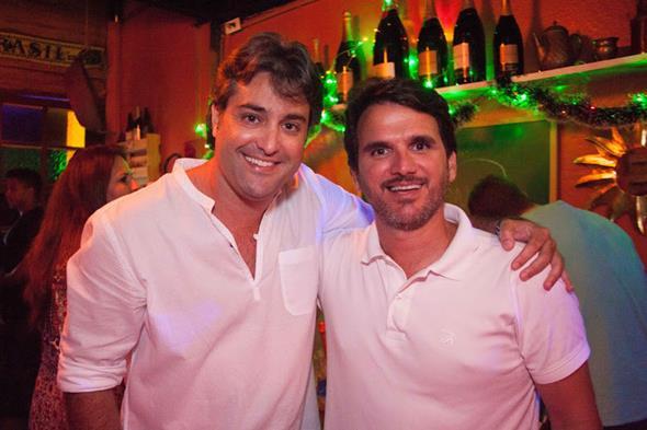 Rodrigo Picorelli e Diego Jatobá Créditos: Vito Sormany/Moove Comunicação