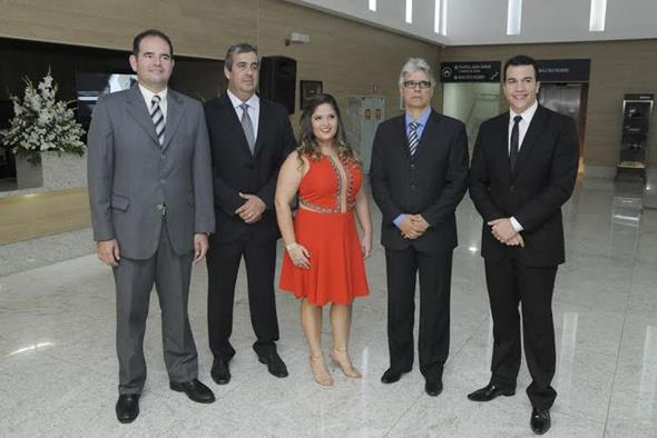 A diretoria da Ademi Créditos: divulgação/Ademi