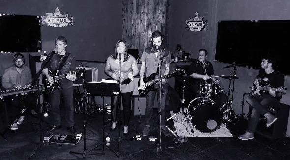 Uptown Blues Band. Credito: Divulgação