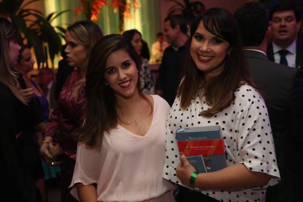 Lara Cavalcanti e Nina Lacerda. Crédito: Hesíodo Goes
