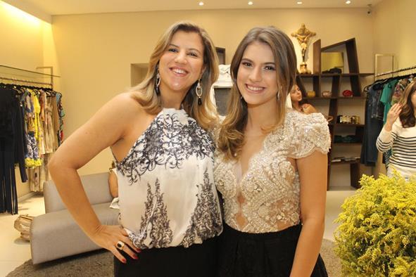 Juliana Pinheiro e Natalia Lazarroto. Crédito: Juliana Neves/Divulgação
