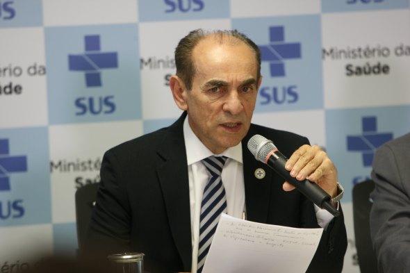 Ministro da Saúde:  Marcelo Castro -  Foto: Thamyres Ferreira/MS
