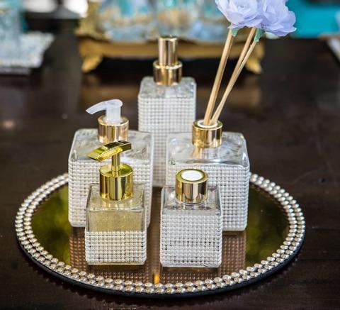 Algumas essências da Le Parfum Arômes. Crédito: Reprodução Instagram