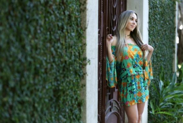 Uma das peças da coleção de verão da Sirena Brand Store. Crédito: Paulo Higor Nunes/Divulgação