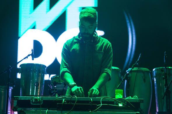 DJ Igor Numeriano. Crédito: Vito Sormany/Divulgação