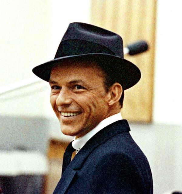 Frank Sinatra/Divulgação
