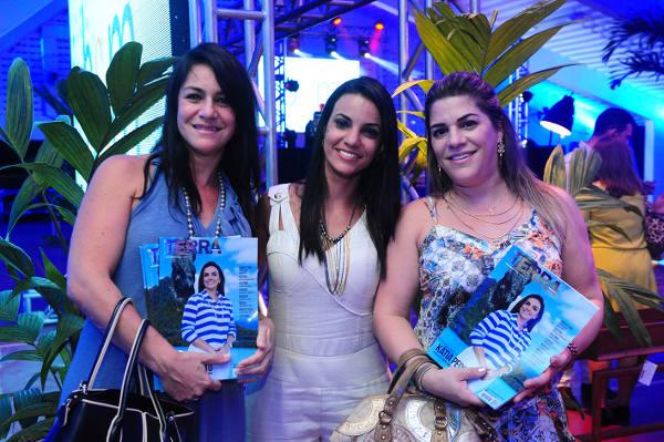 Andrea Danzi, Ana Paula Bernardes e Márcia Danzi