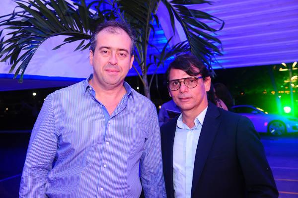 Eduardo Henrique e Cláudio Barreto