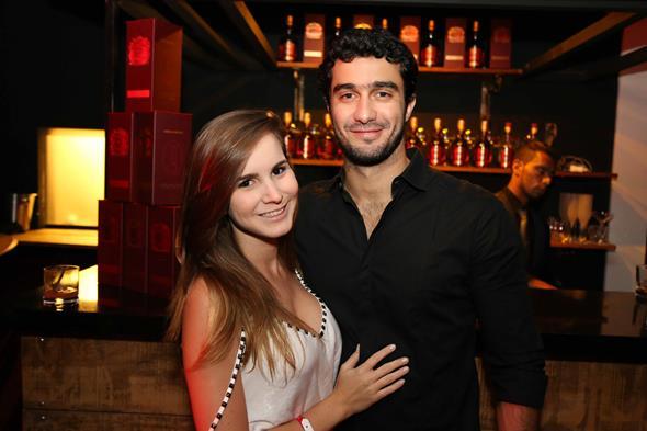 Mariana Moraes e Miguel Vita. Crédito: Guilherme Paiva/Divulgação