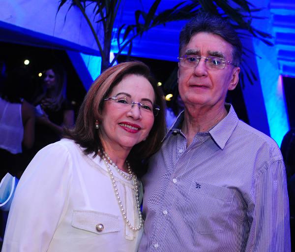 Sheila e José Augusto Carneiro