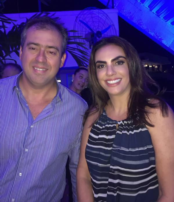 Eduardo Henrique Oliveira e Kátia Peixoto