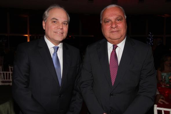Fernando e Carlos Morais. Créditos: Roberto Ramos/DP/D.A Press