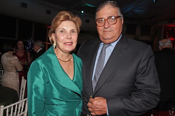 Maria Leticia e Jose Paulo Cavalcanti. Créditos: Roberto Ramos/DP/D.A Press