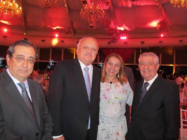 Joaquim Cosata Amorim, Guilherme e Giovanna Uchoa e Alberto Ferreira da Costa
