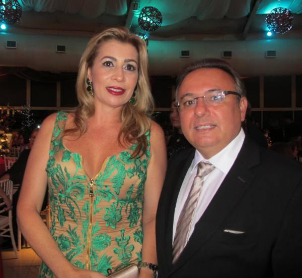 Adriana e Alvarito Ferreira da Costa