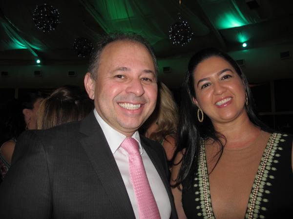 Alvaro e Karla Dantas