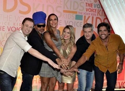 Crédito: Divulgação/The Voice Kids