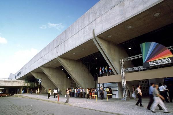Centro de Convenções - Crédito: Divulgação/cecon.pe.gov.br