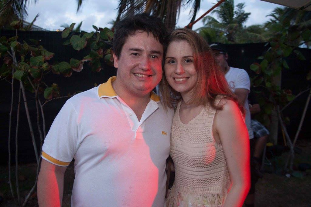 Renato Feitosa e Ana Gabriela Araujo Créditos: Vito Sormany/Moove Comunicação