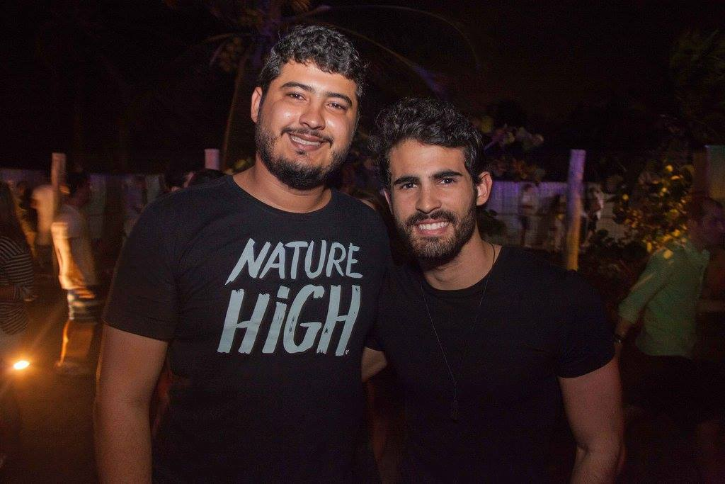 Thiago Sampaio e Raul Queiroz Créditos: Vito Sormany/Moove Comunicação