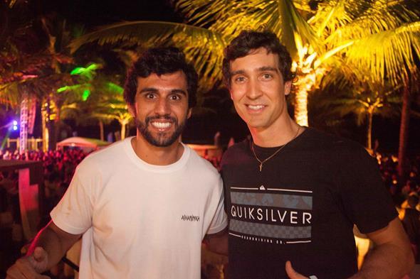 Henrique Gomes e Léo P Créditos: Vito Sormany/Moove Comunicação