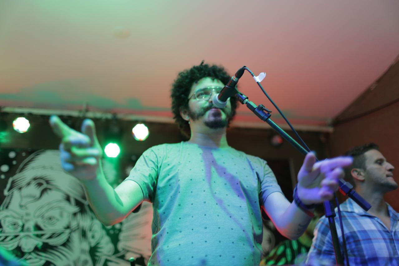 Academia da Berlinda foi uma das atrações da festa - Crédito: Celo Silva/Divulgação