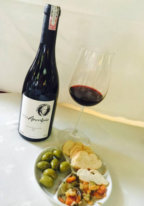 Vinho Dom Armênio