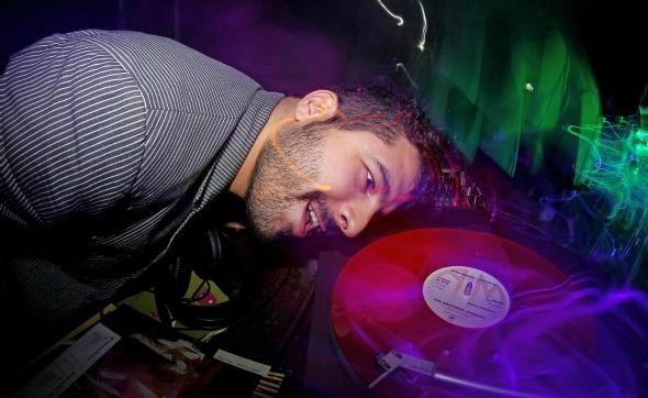 DJ Enio Damasceno. Crédito: Divulgação/Barchef