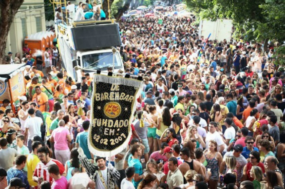 Bloco De Bar Em Bar. Crédito: Divulgação