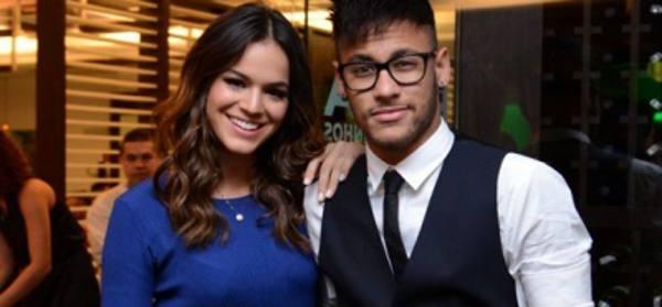 Bruna Marquezini e Neymar/Divulgação