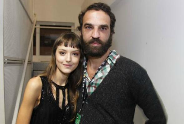 Mallu Magalhães e Marcelo Camelo. Crédito: Reprodução/vagalume.com.br