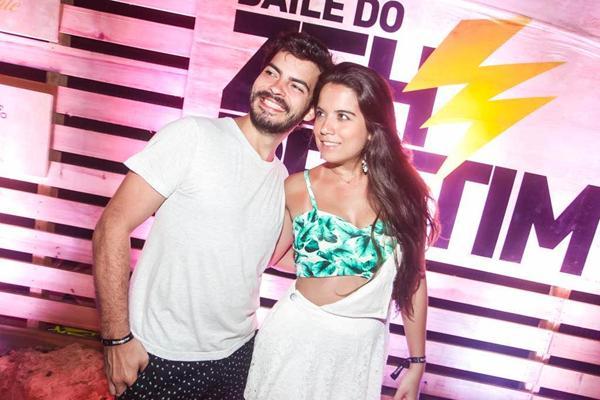 Lucas Etchenique e Maria Julia Nunes - Crédito: Charles Nasseh/Divulgação