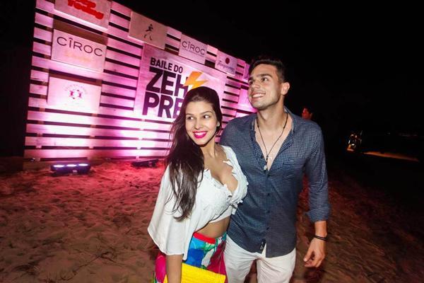 Mayara Santos e Filipe Martin - Crédito: Charles Nasseh/Divulgação