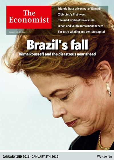 Créditos: Reprodução/ Site The Economist