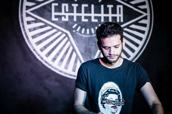DJ Adriano Gomes. Crédito: Divulgação da festa