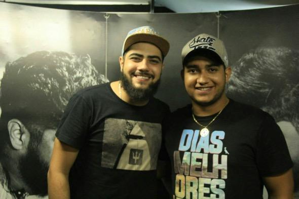 Henrique e Juliano. Crédito: Luiz Fabiano / Divulgação