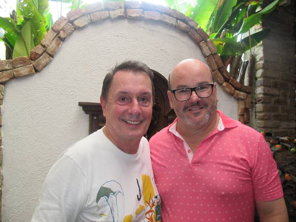 Carlos Augusto Lira e Márcio Costa/JAMS