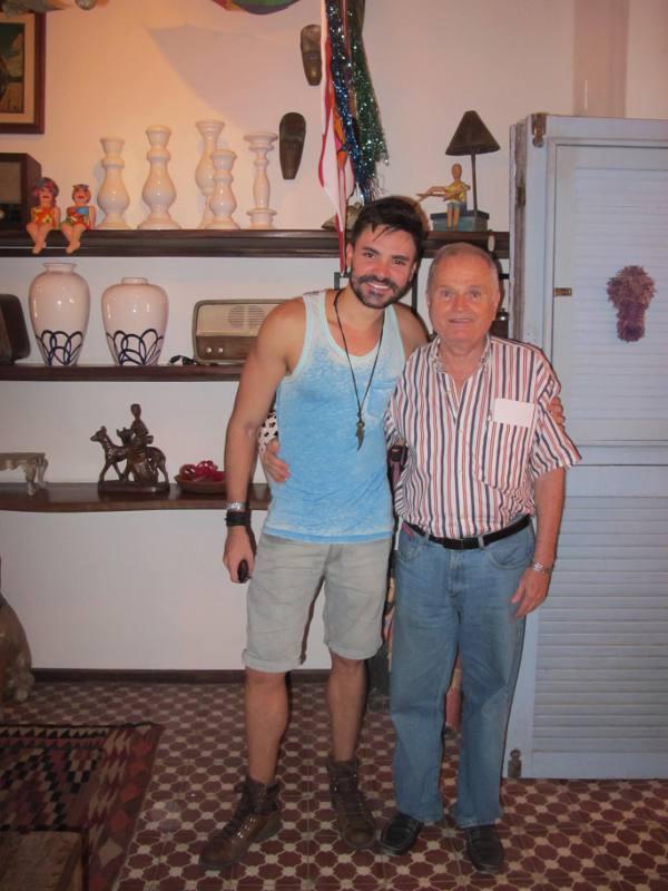 Diogo Carvalho e Fernando Machado