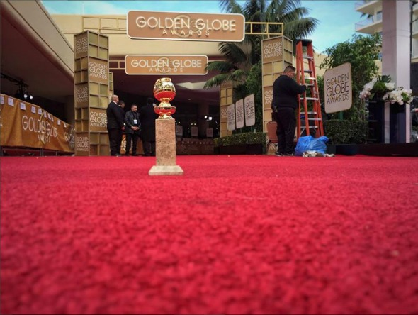 O 73º Globo de Ouro premiou os melhores da TV e do cinema - Crédito: Reprodução/Facebook