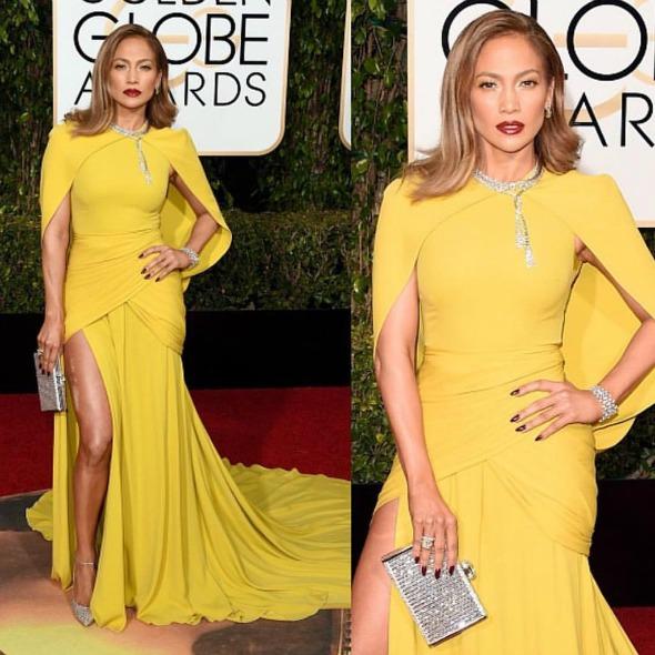 Jennifer Lopez de Giabattista Valli - Crédito: Reprodução/Instagram