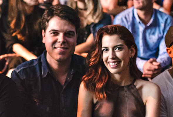 Diego Nunes e Camila Coutinho - Crédito: Jefferson de Souza/Divulgacao.