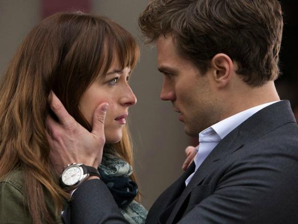 Jamie Dornan e Dakota Johnson foram os piores atores do ano - Crédito: Reprodução